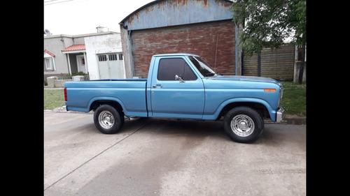 F100 Mod 1985 Nafta