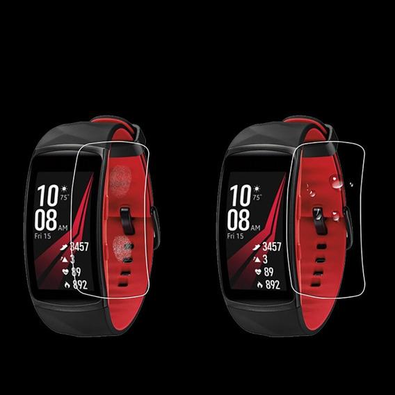 4 Pc Clear Screen Protetor Filme Pele Para Samsung Engrenage