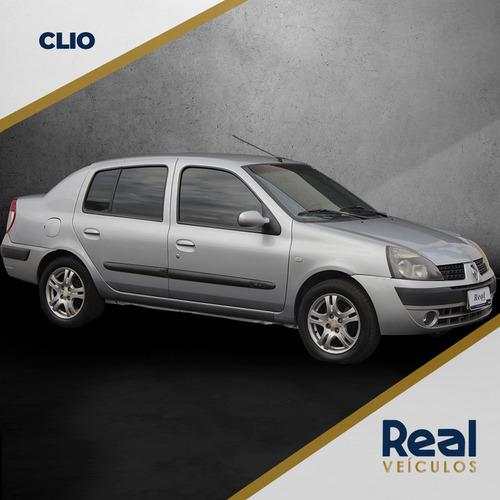 Renault Clio Sedan Privilége 1.6 2005/2006