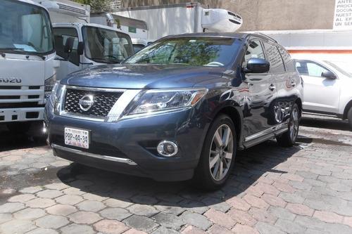 Imagen 1 de 15 de Nissan Pathfinder 3.5 Exclusive Awd Mt