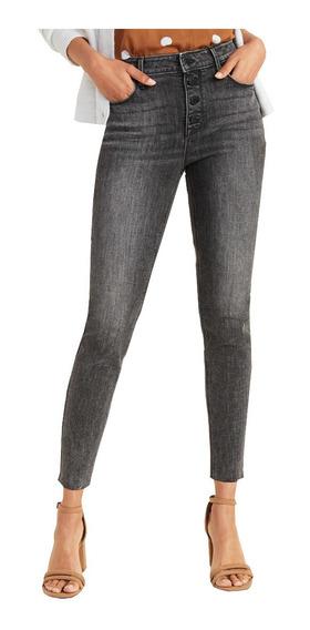 Jeans Dama Pantalón Mezclilla Rockstar Super Skinny Old Navy