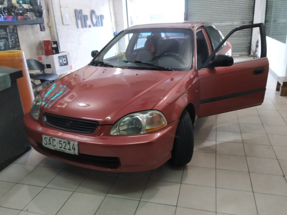 Honda Civic 1.6 Lx 1996