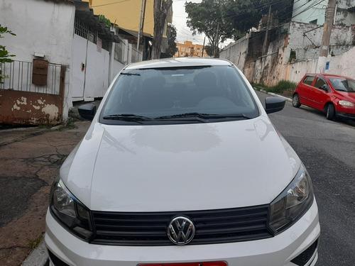 Imagem 1 de 7 de Volkswagen Voyage 2019 1.0 12v Total Flex 4p