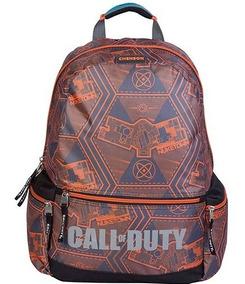 Mochila Grande Call Of Duty Cd62762-2