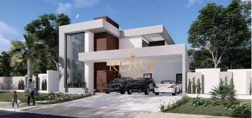 Casa À Venda, 308 M² Por R$ 1.514.240,00 - Condomínio Reserva Dos Vinhedos - Louveira/sp - Ca1297
