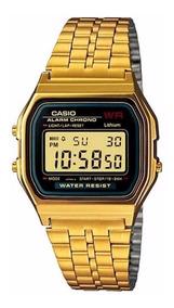 Relógio Casio Vintage Modelo A159wgea-1df - ( Nota Fiscal )