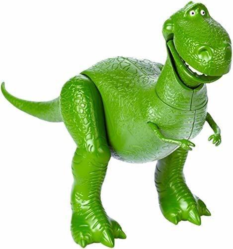 Figura De Rex De Disney Pixar Toy Story, 7.8