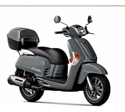Kymco Like 200i Motozuni M. Grande