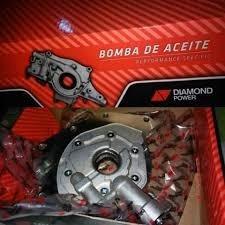 Bomba De Aceite Fiesta Ka 1.6l 8v L4 00-05