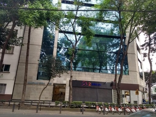 Edifici De Oficinas En Renta Colonia Napoles