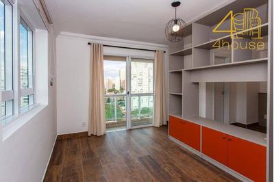 Home Boutique Av. Portugal -apartamento Com 1 Dormitório À Venda, 57 M² - Brooklin Paulista - São Paulo/sp - Ap2389
