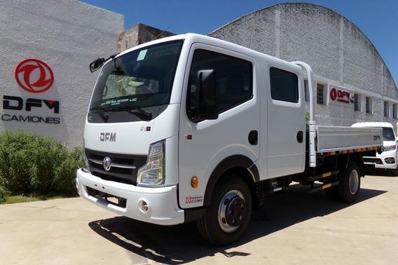Dfm T01 D/cabina Motor Nissan 140hp 6 Pas. P/4 Ton. 0km My19