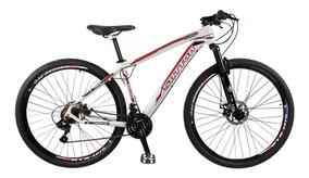 Bicicleta Sutton 29 Cambios Shimano 21v C/pedivela Alumini