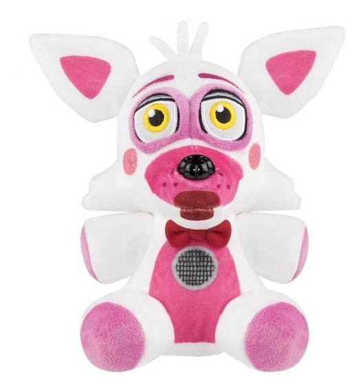 Pelúcia Funtime Foxy Five Nights At Freddy Funko No Brasil