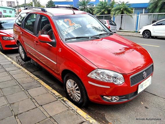 Fiat Palio Weekend 1.4 Attractive 35 Anos Flex 5p