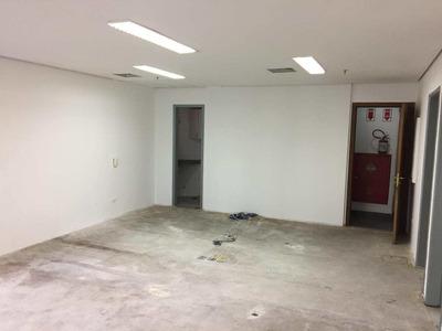 Sala Com 0 Dorm, Moema, São Paulo - R$ 750.000,00, 88m² - Codigo: 799 - V799