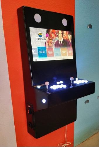 Máquina Arcade, Nintendo, Sega, Playstation, Video Juegos