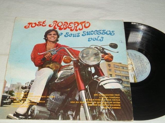 Lp Vinil - Jose Roberto E Seus Sucessos Vol. 3