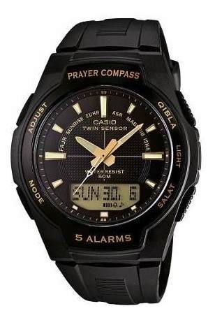 Reloj Casio Hombre Negro Cpw-500h-1avdr