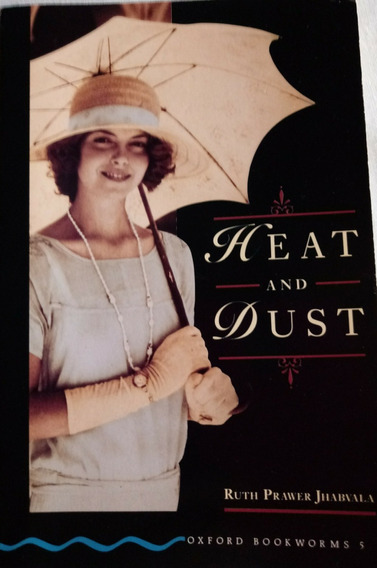 Livro Heat And Dust - Ruth Prawer Jhabvalla
