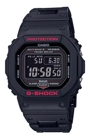Relogio Casio G-shock Gw-b5600hr-1 Solar Bluetooth Lançament