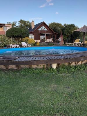 Oportunidad! Hermosa Chacra En Laguna El Rosario, A Cuadras