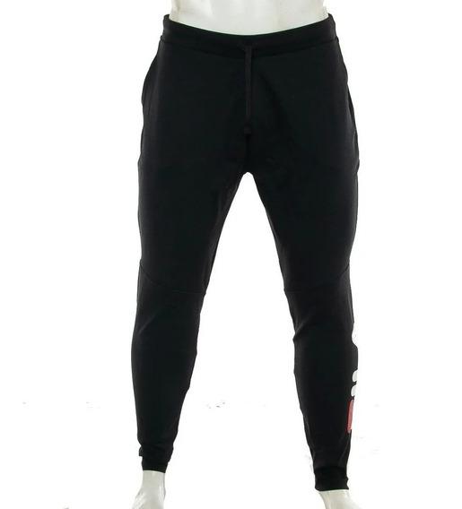 Pantalon Fila Take Hombre Casual Jogging Tiro Medio