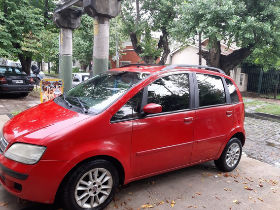 Fiat Idea 2008 1.8 Hlx Alarma