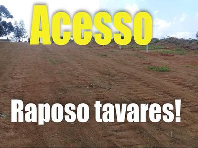 09c- Terreno Com Acesso A Rodovia Raposo Tavares!
