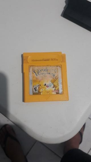 Pokemon Yellow Gbc Original Game Boy Salvando Campinas