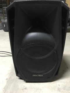 Bafle Activo Acústica Ac-10ab