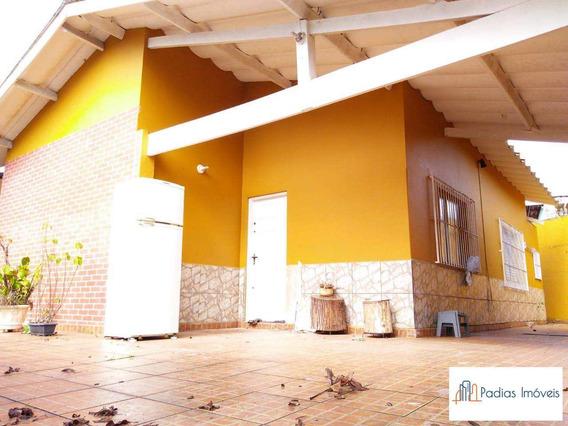 Casa Com 2 Dorms, Vila Nossa Senhora Fátima, Mongaguá - R$ 330 Mil, Cod: 857548 - A857548