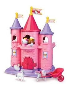 Hello Kitty - Castelo - Blue-box