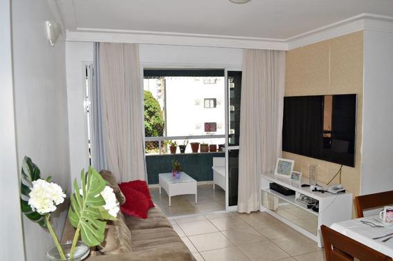 Apartamento À Venda, 3 Quartos, 1 Vaga, Pituba - Salvador/ba - 253