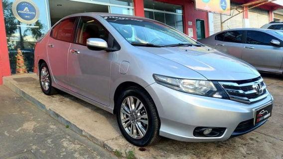 Honda City Ex 2013/2014 Automático Flex Único Dono