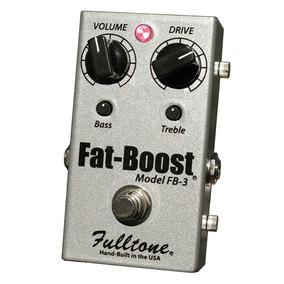 Pedal Fulltone Fat Boost (fb-3)