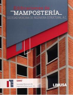 Edificaciones De Mamposteria S M I E -- Limusa -- Libro