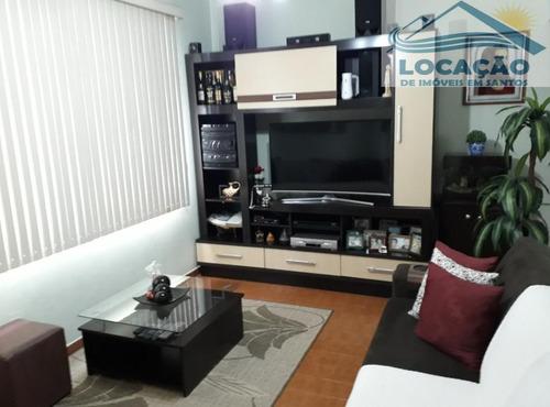Imagem 1 de 15 de Vendo Apartamento Com 02 Dormitórios No Macuco, Santos - 16707