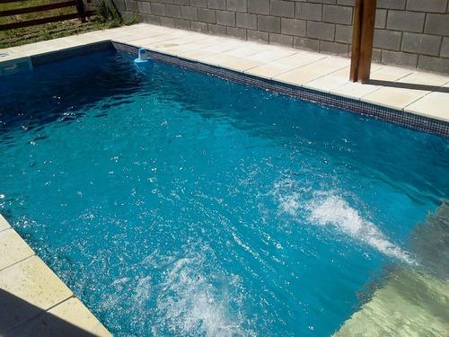 Imagen 1 de 14 de Excelente Casa Para 6 Personas C/ Pileta Techada/climatizada