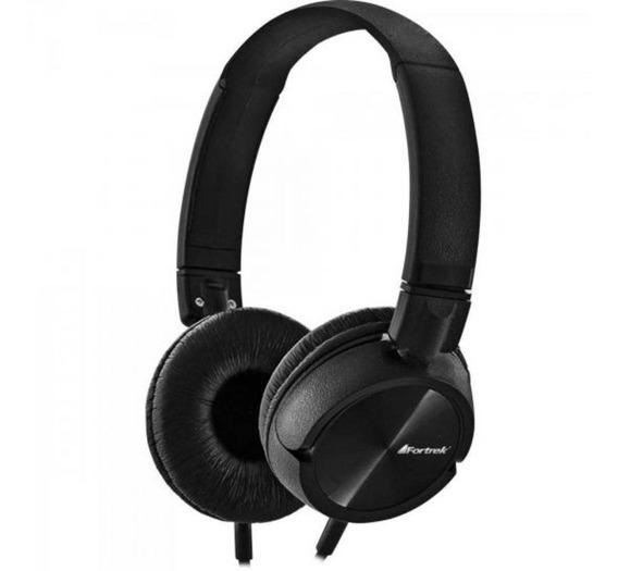 Fone De Ouvido Headphone Fortrek Hpf-501bk