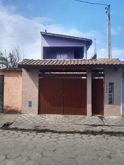 Sobrado Em Mongaguá - 5030 - 68120622