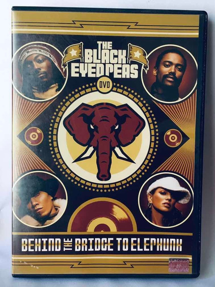 The Black Eyed Peas- Behind The Bridge To Elephunk Dvd