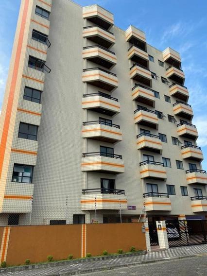 Edifício Residencial , 300 M. Do Mar, Mongaguá-ref. 0998 M H