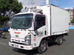 Camiones Furgones Chevrolet Nhr 2012