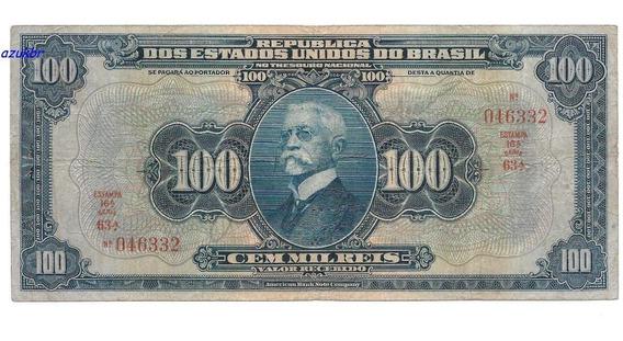 * R141c 100000 Reis Ano 1942 R-141c Mbc+ *