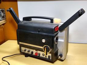 Projetor Chinon Sound 8000 Super 8mm Ler Descricao