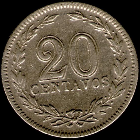 Spg Argentina 20 Centavos 1940