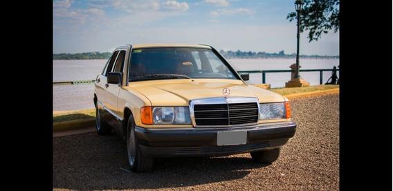 Mercedes-benz 190d
