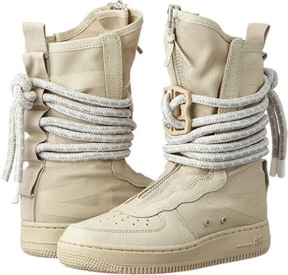 Botas Mujer Nike Sf Af1 Hi Air Force