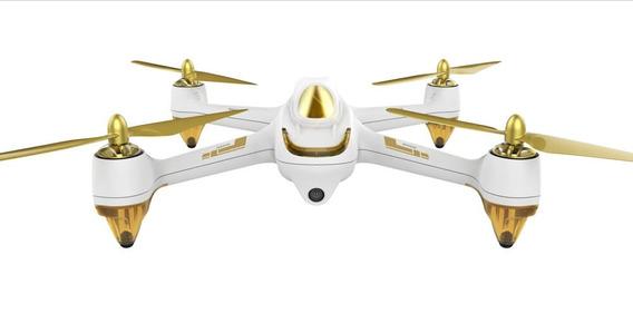 Drone Hubsan Brushless X4 H501s Hd Câmera Standard Branco